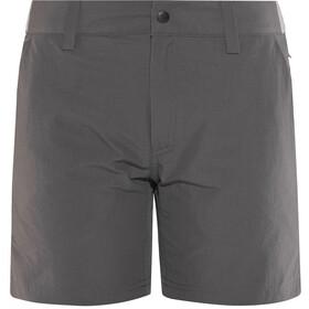 Haglöfs Amfibious Pantalones cortos Mujer, magnetite